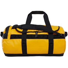 The North Face Base Camp Travel Luggage M yellow